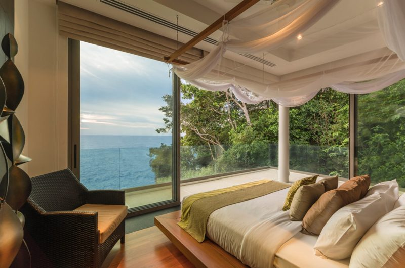 Baan Paa Talee Bedroom with Sea View | Kamala, Phuket