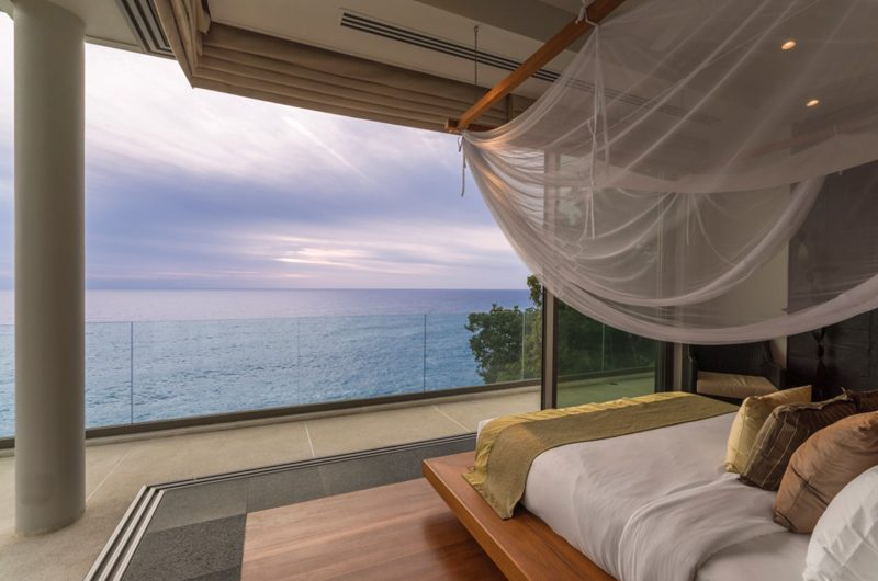 Baan Paa Talee Bedroom with Ocean View | Kamala, Phuket