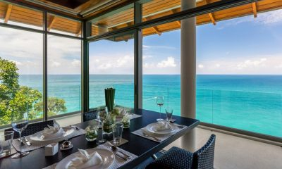 Baan Paa Talee Dining Area with Sea View | Kamala, Phuket