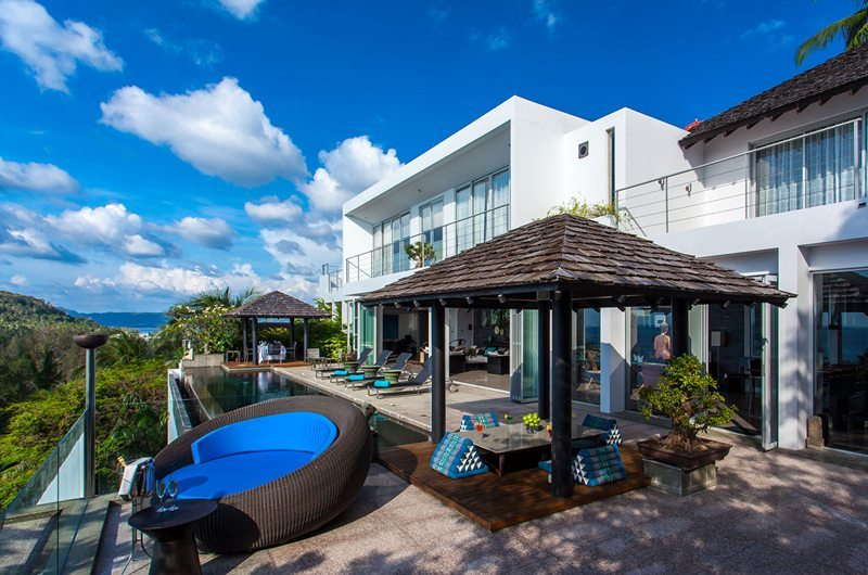 Bluesiam Villa Pool Bale | Phuket, Thailand