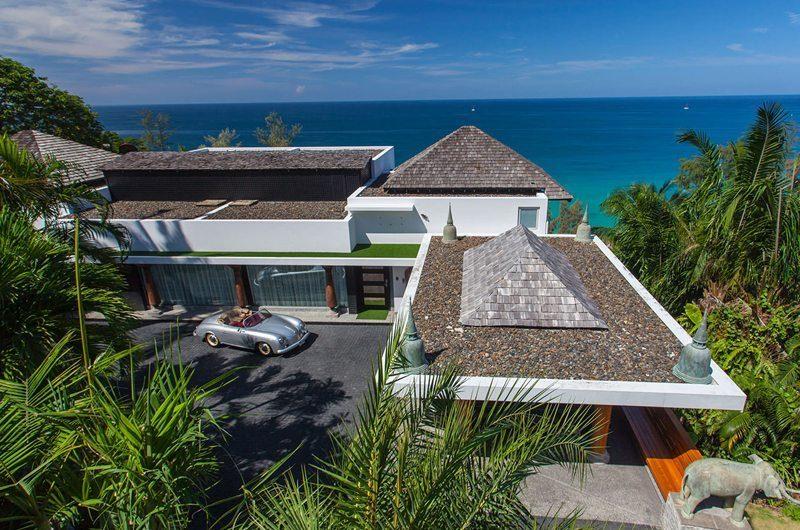 Bluesiam Villa Outdoor View | Phuket, Thailand