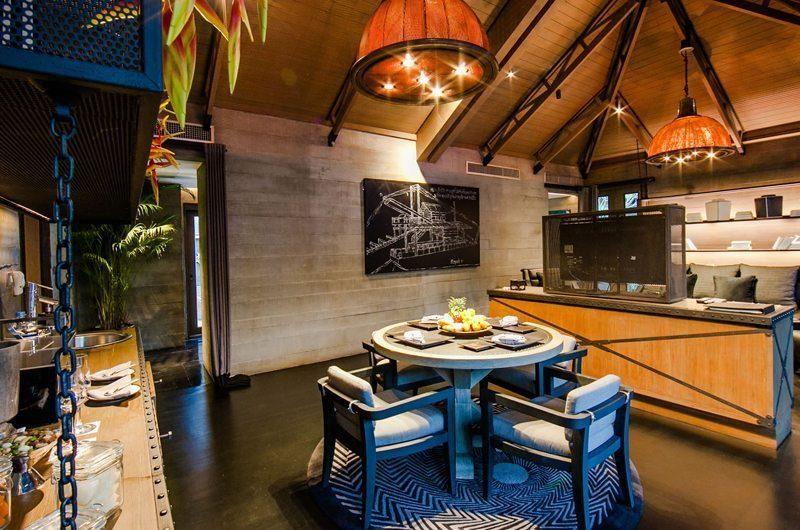 The Slate Dining Area | Phuket, Thailand