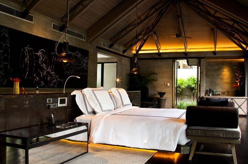 The Slate Bedroom | Phuket, Thailand