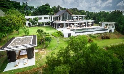 Villa Amarapura Bird's Eye View | Cape Yamu, Phuket
