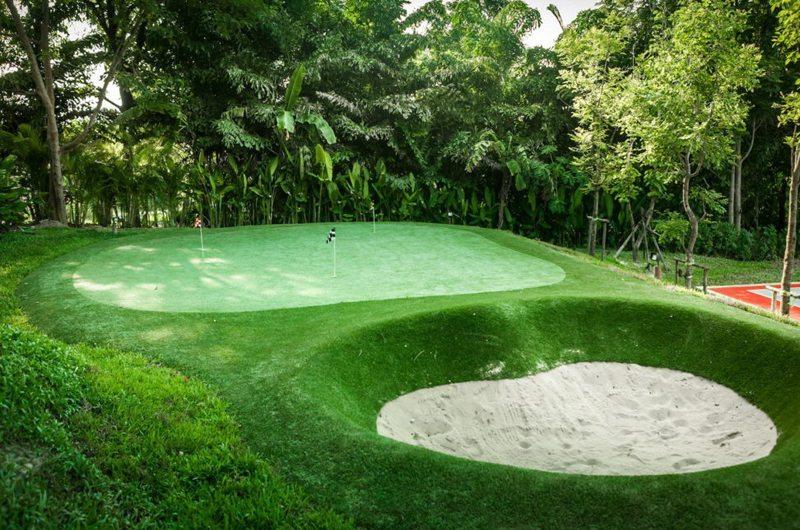 Villa Amarapura Golf Course | Cape Yamu, Phuket