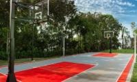 Villa Amarapura Basketball Court | Cape Yamu, Phuket