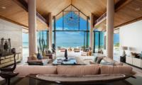 Villa Amarapura Seating Area | Cape Yamu, Phuket
