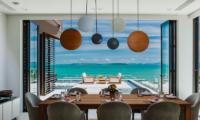 Villa Amarapura Open Plan Dining Area | Cape Yamu, Phuket