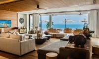 Villa Amarapura Living Room | Cape Yamu, Phuket