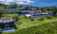 Villa Amarapura Aerial View | Cape Yamu, Phuket