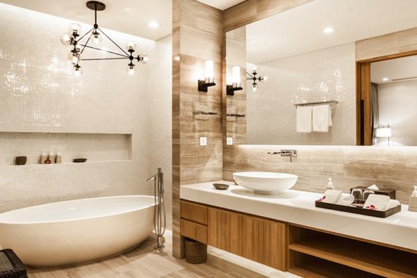 Villa Amarapura Guest Bathroom 1 | Cape Yamu, Phuket