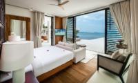 Villa Amarapura Guest Bedroom 3 with Views | Cape Yamu, Phuket