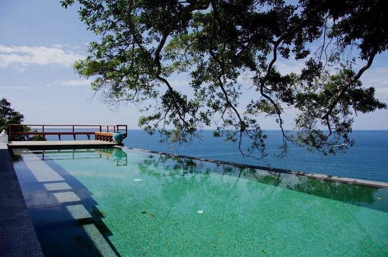 Villa Talay Singh Infinity Pool | Phuket, Thailand