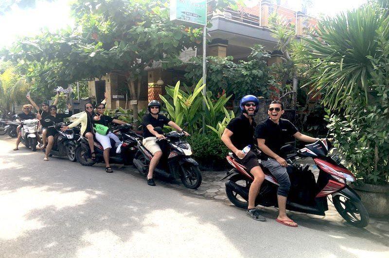 Rent a Bike Nusa Lembongan