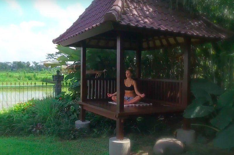 Rice Fields Villa Cemadik Ubud Bali