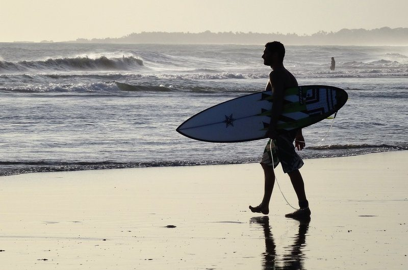Surfing Safety Tips Bali