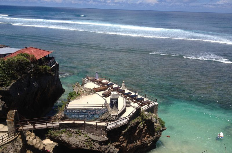 Experienced Surf Spot Uluwatu Bali