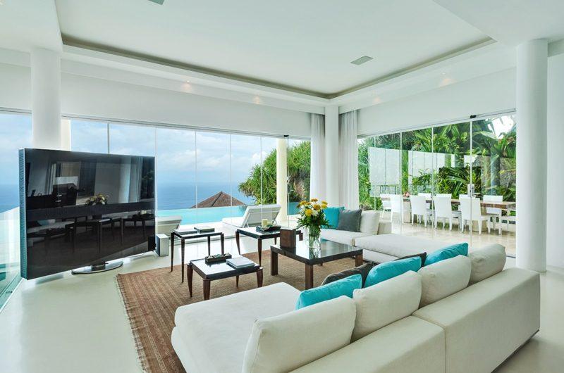 Grand Cliff Front Residence Entertainment Room | Uluwatu, Bali