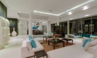 Grand Cliff Front Residence Indoor Living Area | Uluwatu, Bali