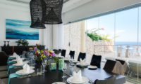 Grand Cliff Front Residence Indoor Dining Area | Uluwatu, Bali
