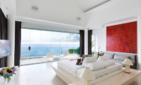 Grand Cliff Front Residence King Size Bed with Sea View | Uluwatu, Bali