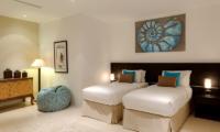 Grand Cliff Front Residence Twin Bedroom | Uluwatu, Bali
