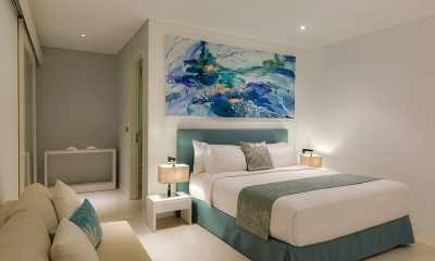 Grand Cliff Front Residence Bedroom View | Uluwatu, Bali