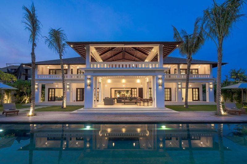 Villa Tjitrap Swimming Pool | Seminyak, Bali