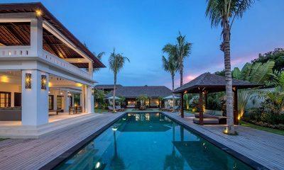 Villa Tjitrap Pool Side | Seminyak, Bali