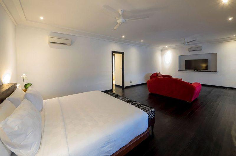 Villa Tjitrap Master Bedroom Side View | Seminyak, Bali