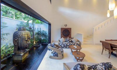 Villa Tjitrap Ponds | Seminyak, Bali