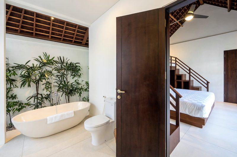 Villa Tjitrap Bedroom with Bathroom | Seminyak, Bali
