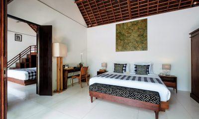 Villa Tjitrap Bedroom with Connecting Door | Seminyak, Bali