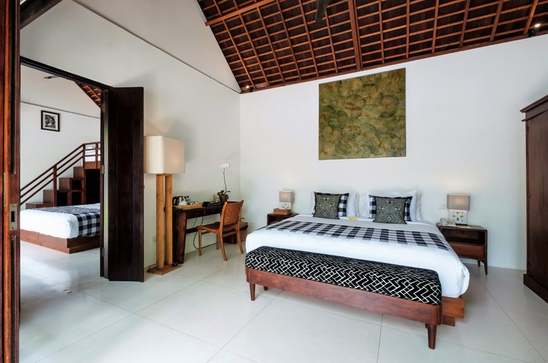 Villa Tjitrap Bedroom with Connecting Door | Seminyak, Bali