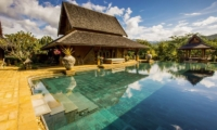 Howie's Homestay Pool Side View | Chiang Mai, Thailand