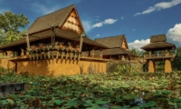 Howie's Homestay Lotus Pond | Chiang Mai, Thailand