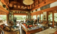 Howie's Homestay Living Area | Chiang Mai, Thailand
