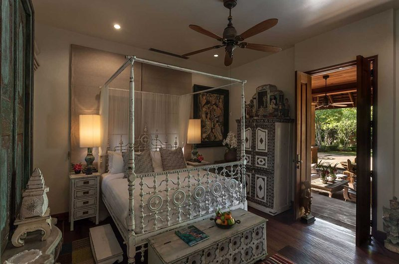 Howie's Homestay Guest Bedroom Two Front View | Chiang Mai, Thailand