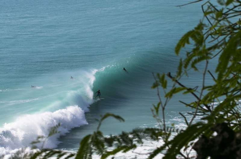 Experienced Surf Spot Padang Padang Bali
