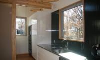 Bluebird Chalets Kitchen Area | Hakuba, Nagano