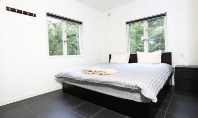 Powdersuites Bedroom Two | Hakuba, Japan
