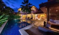 Baan Buaa Swimming Pool   Koh Samui, Thailand