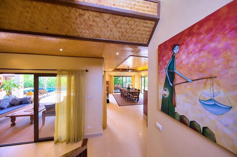 Baan Buaa Dining Area   Koh Samui, Thailand