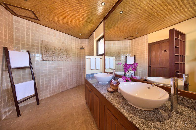 Baan Buaa En-suite Bathroom   Koh Samui, Thailand