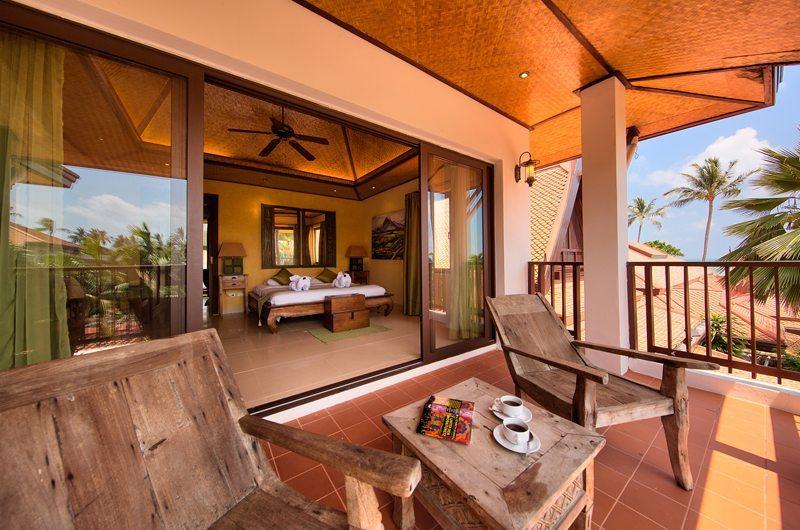 Baan Buaa Bedroom   Koh Samui, Thailand