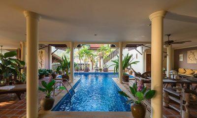 Baan Sijan Pool Side Lounge | Koh Samui, Thailand