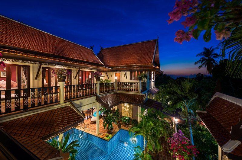 Baan Sijan Pool View | Koh Samui, Thailand
