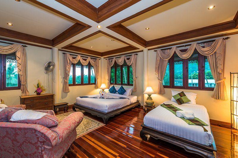 Baan Sijan Master Bedroom | Koh Samui, Thailand