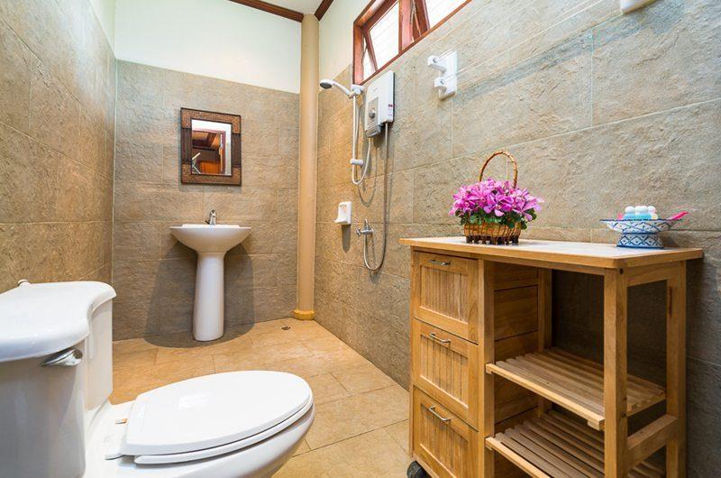 Baan Sijan Guest Bathroom | Koh Samui, Thailand