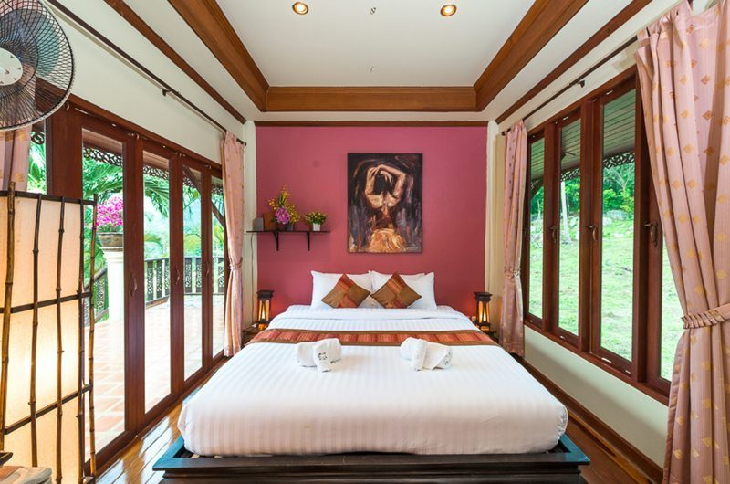 Baan Sijan Guest Bedroom One | Koh Samui, Thailand